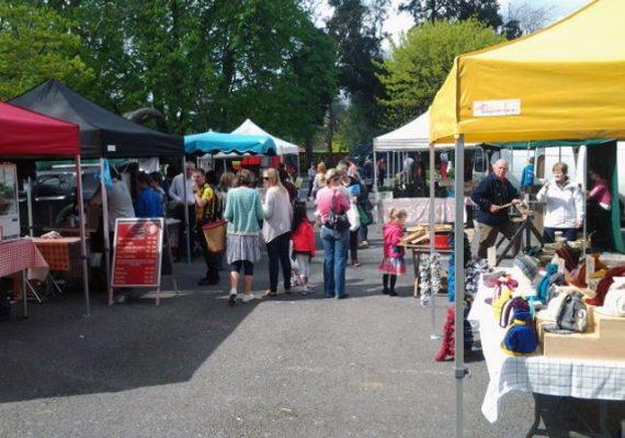 Cahir farmers' market in Tipperary