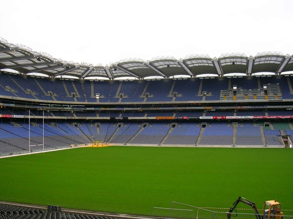 Croke Park – the home of Gaelic Games