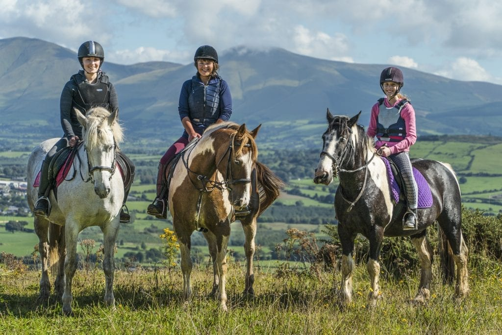 Horse riding in Tipperary