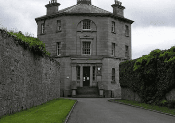Nenagh Governor's House – Lough Derg Blueway