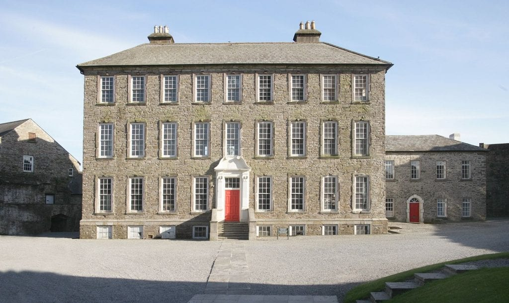 Roscrea Castle und Damer House