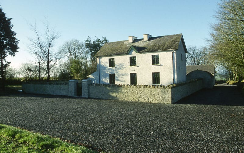 Ballingarry Famine Warhouse was the principal site of the Rebellion by the Young Irelanders in 1848