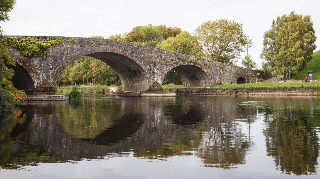 Fishing the River Suir in Clonmel