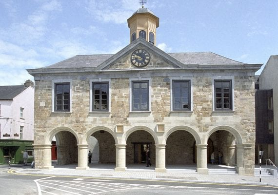 Carrick-On-Suir M unicipal District Town Centre Initiative