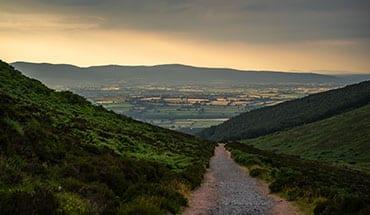 Munster Vales walking