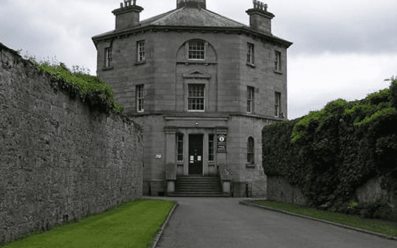 Governor's House in Nenagh, Co Tipperary