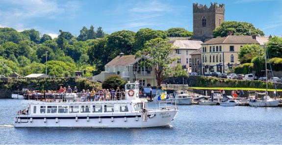 Killaloe River Cruises Gift Voucher