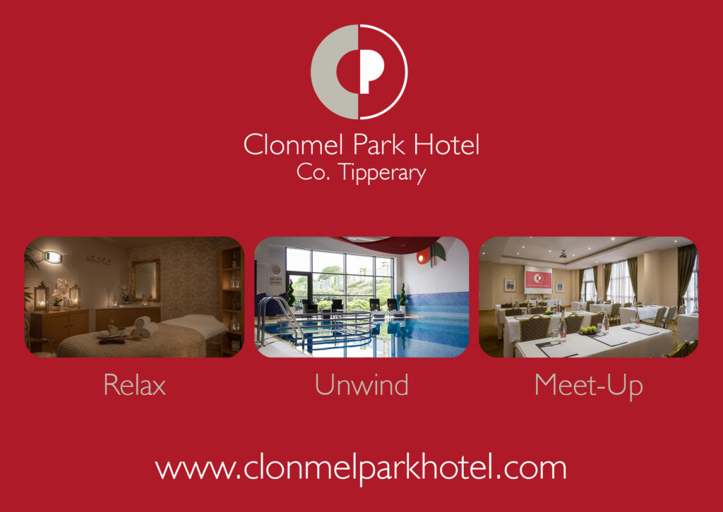 Enjoy 3 Fabulous Nights at Clonmel Park Conference, Leisure and Spa Hotel