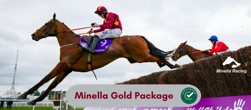 Minella Double Package From €600 (based on 2 adults sharing)
