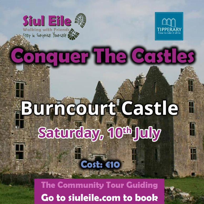 Burncourt Castle (10th July)
