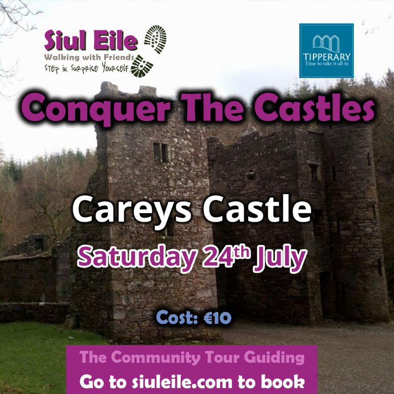 Careys Castle (24th July)