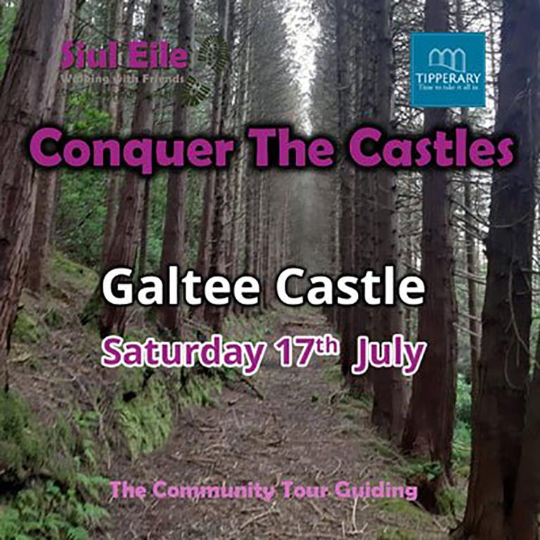 Galtee Castle (17th July)