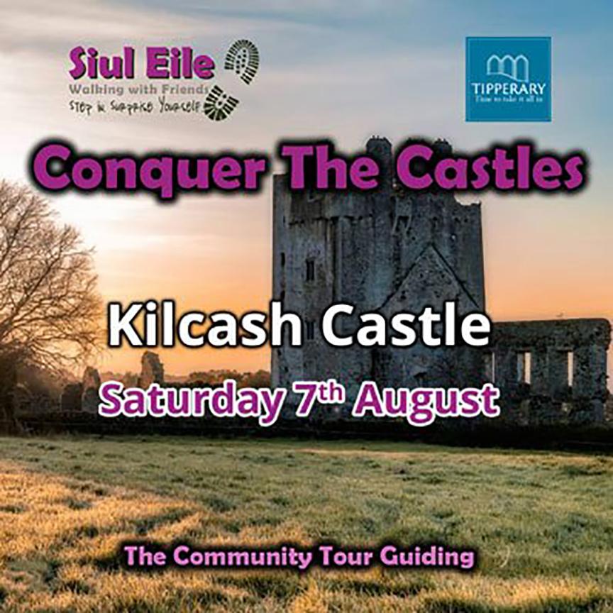 Kilcash Castle (7th August)