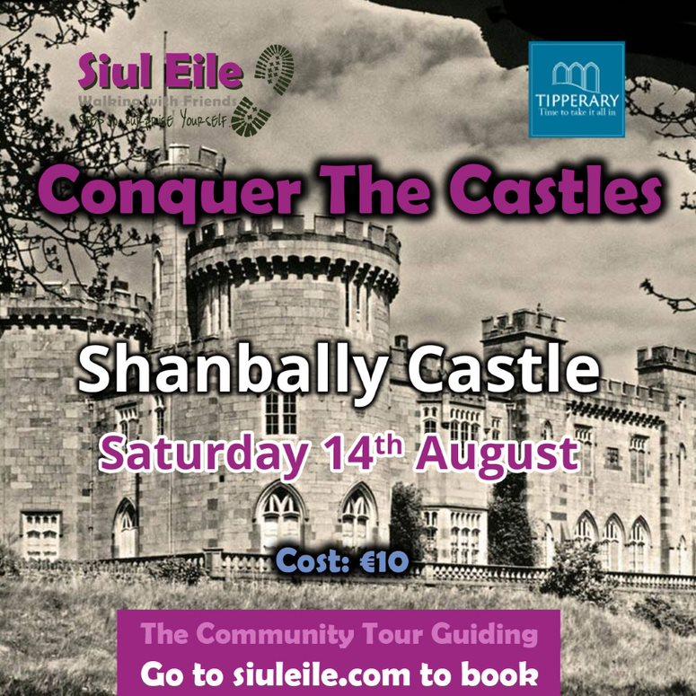 Shanbally Castle (14th August)